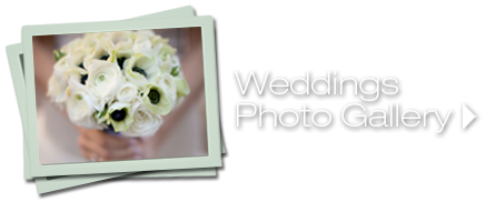 Weddings Photo Gallery, Bouquets, Boutiniers, Centerpieces